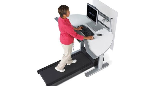 Sit At Your Desk And Die Or Stand And Look Stupid The