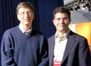 Illustration for article titled Giz Interviews Bill Gates