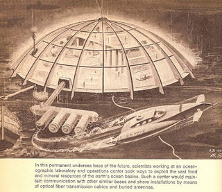 Illustration for article titled Sealab 1994 (1973)