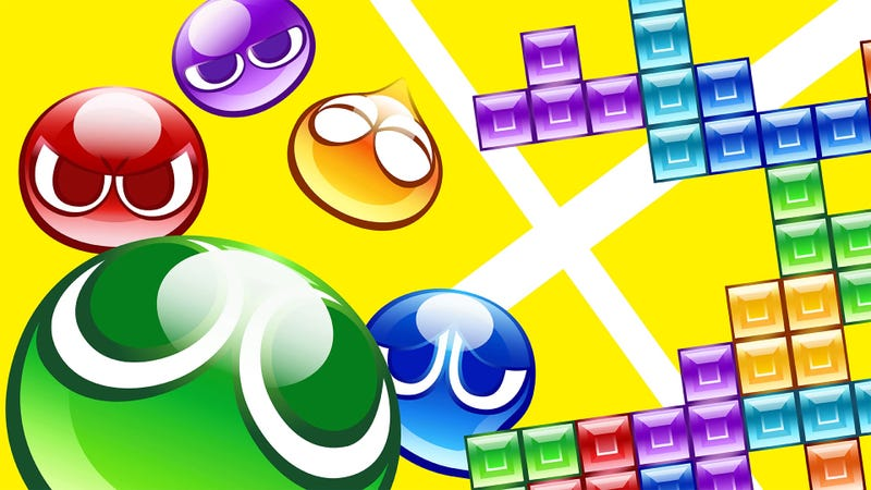 Illustration for article titled Man, Puyo Puyo Tetris Is Wrecking Me