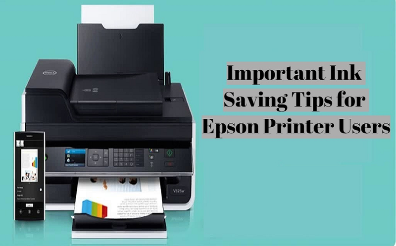 Illustration for article titled Important Ink Saving Tips for Epson Printer Users