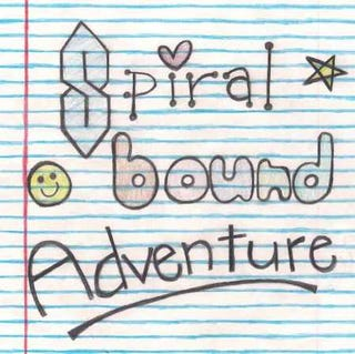 Illustration for article titled Spiral Bound Adventureis a different sort of actual play podcast