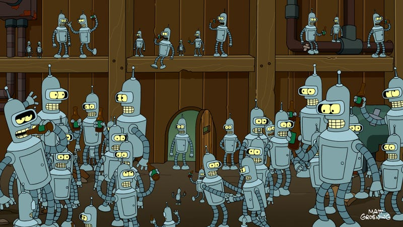Image: Futurama, 20th Century Fox