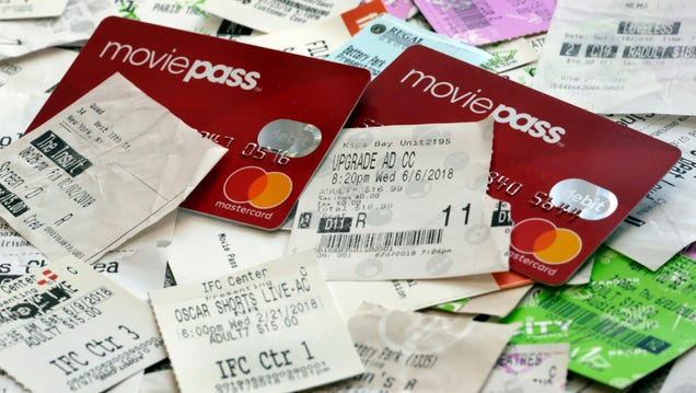 Desiccated Corpse of MoviePass Reaches Settlement With FTC Over Fraud Allegations