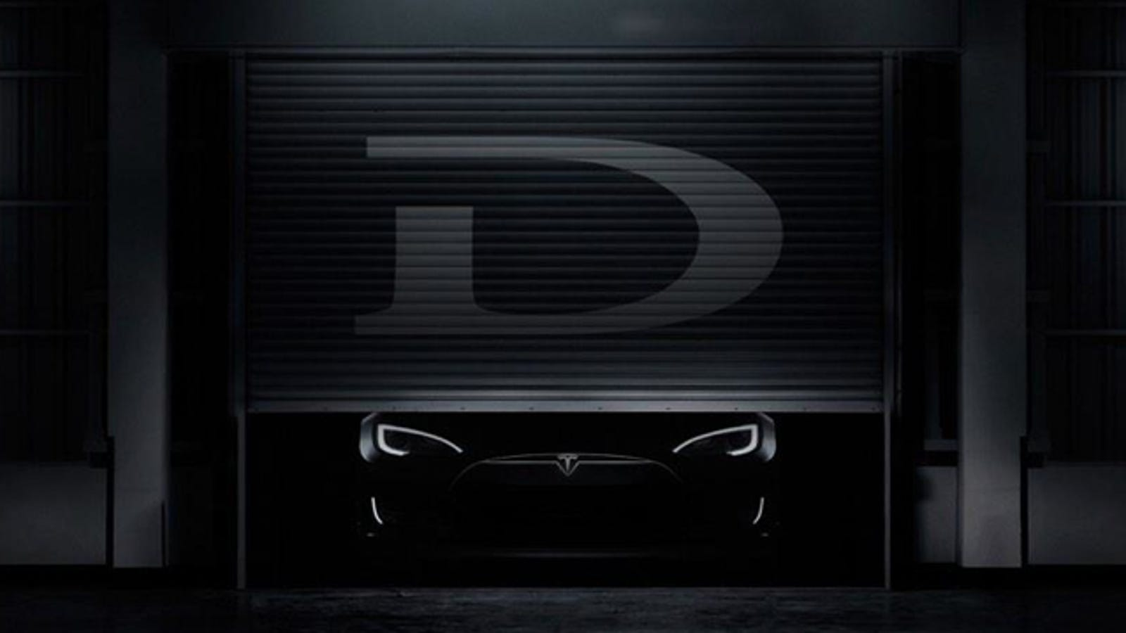 Elon Musk Just Teased Something Called The D