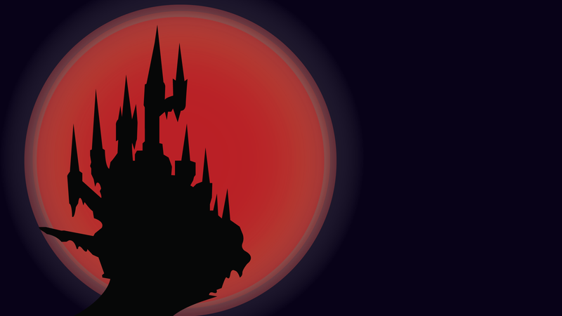 A lot more Castlevania than Bloodborne but eh...