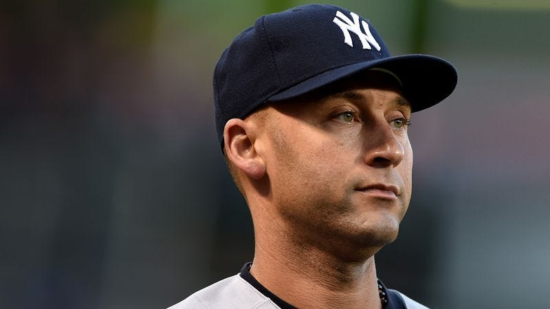 Illustration for article titled Derek Jeter Will Go Down As One Of The 500 Best Players Of All Time