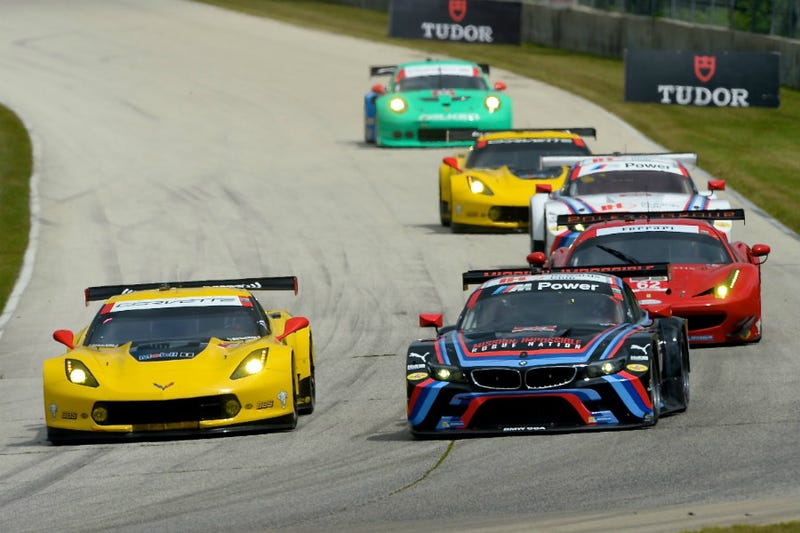 Illustration for article titled GTD and GTLM Entrants for Roar Before the 24