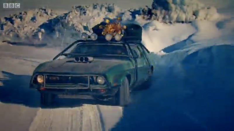 Illustration for article titled Top Gear Patagonia Christmas Special Part II: Video Open Thread