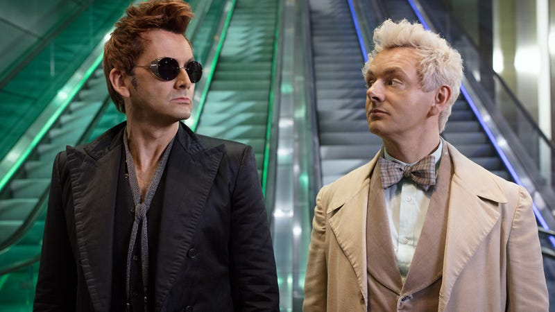 Good Omens is wickedly great TV