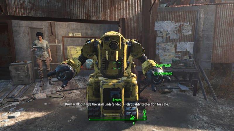 10 Famous Robots, Recreated In Fallout 4's DLC | Kotaku UK