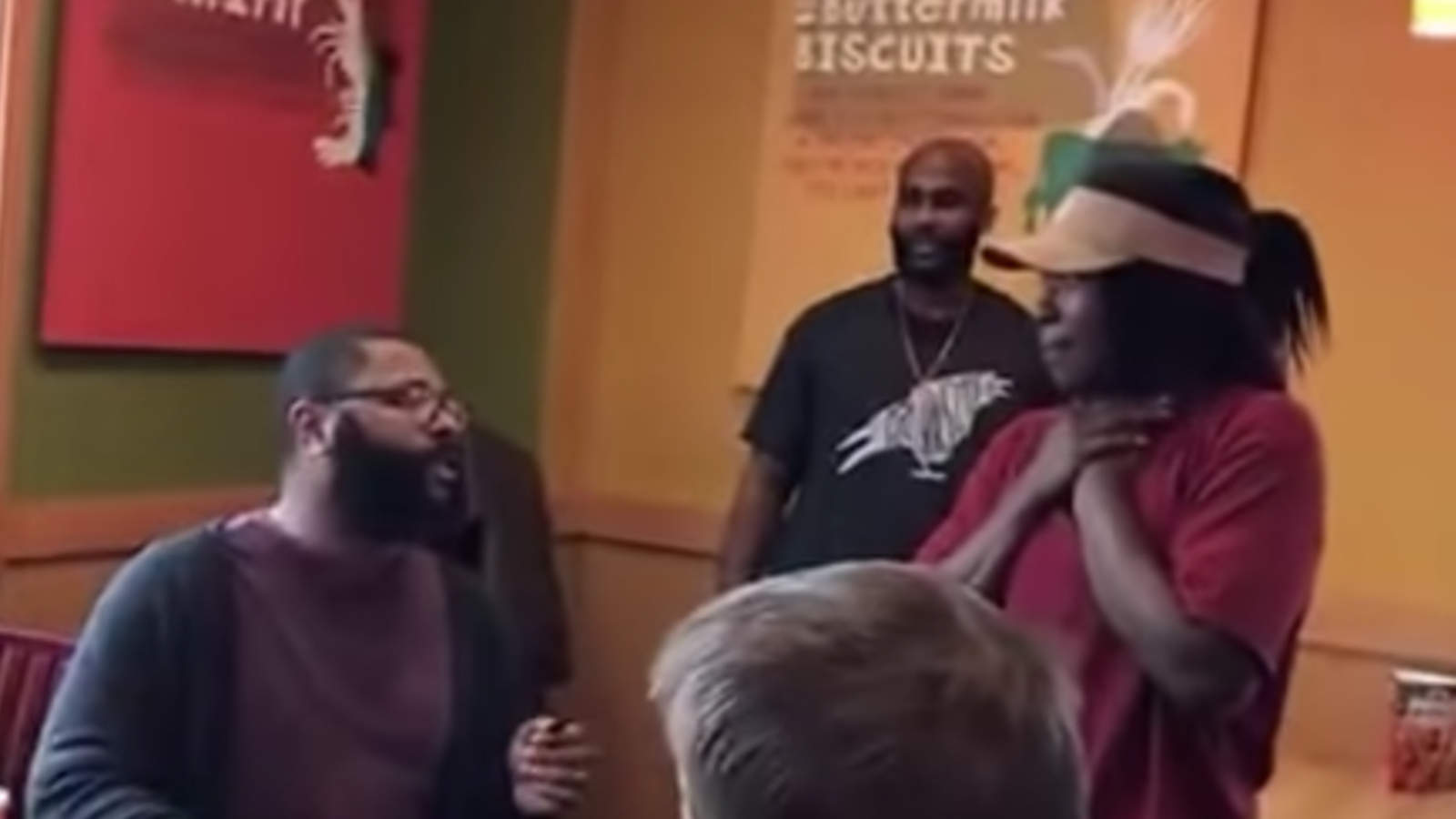 Kansas City Mo Man Sets Up Gofundme To Surprise Popeyes Employee