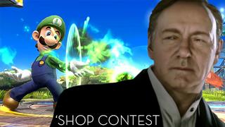 Illustration for article titled Kotaku 'Shop Contest: Needs More Kevin Spacey