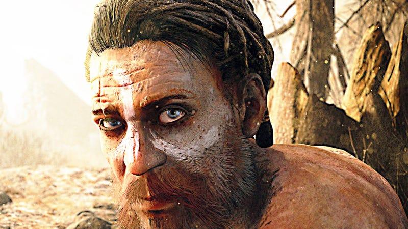 Far Cry Primal's Gonna Get Pretty Raw