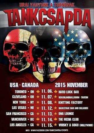 Illustration for article titled Ha novemberben Vegasban vagy New Yorkban jársz, ugorj be a 'Csapdára!
