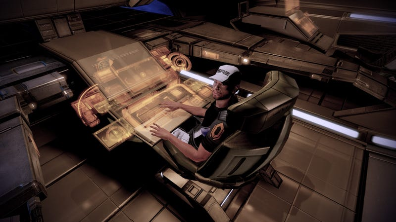 Illustration for article titled You Can Now Play Mass Effect 2 In First-Person