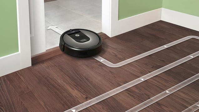 This Super-Smart Roomba Is Cheaper Than It s Supposed to Be On Black Friday