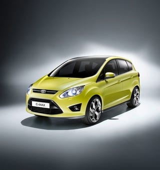 Illustration for article titled Ford C-MAX: Focus-Based Mini-Minivan May Come Stateside