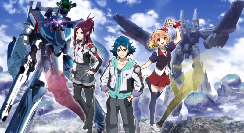 Illustration for article titled 3 Chapters so Far: Macross Delta