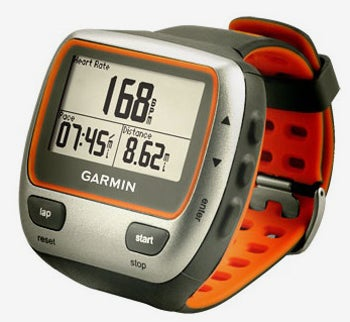 Illustration for article titled Garmin 310XT GPS Fitness Watch Deemed the 'King of Training Tools'