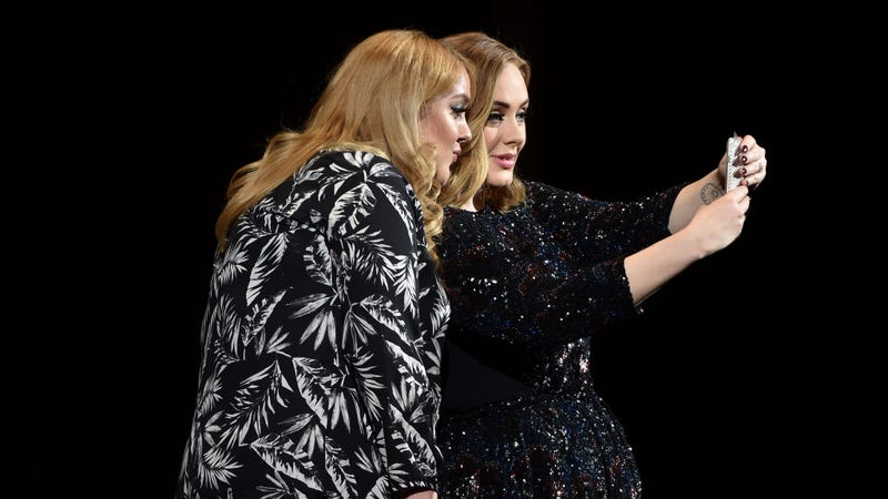 Illustration for article titled Watch Adele Scold a Fan at Concert: 'This Isn't a DVD. This is a Real Show'