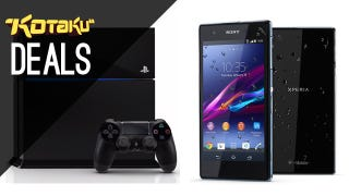 Sony Sweetens Playstation 4 And Xperia Z1S Combo With A $100 Coupon
