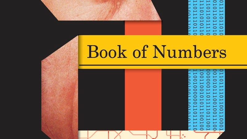Illustration for article titled Book Of Numbers both indicts and replicates digital culture