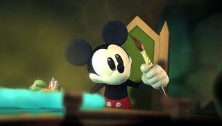 Illustration for article titled Epic Mickey's Opening Movie