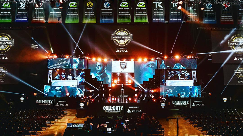 Illustration for article titled The Weekend In Esports: Call Of Duty World Championship And More