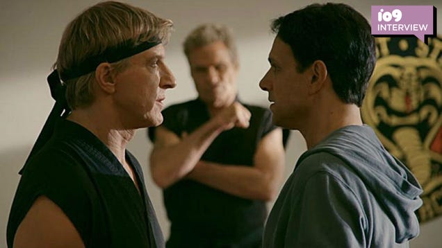 Cobra Kai s Creators Discuss Season 3 Details and the Move to Netflix