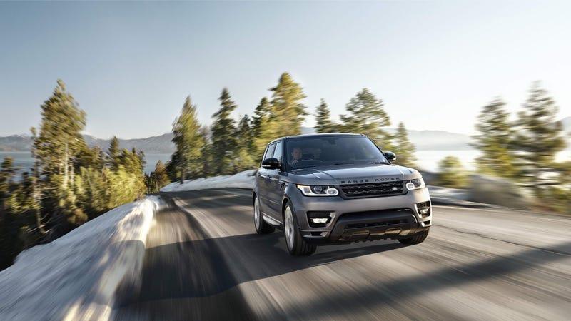 Illustration for article titled 2014 Range Rover Sport: Mega Gallery