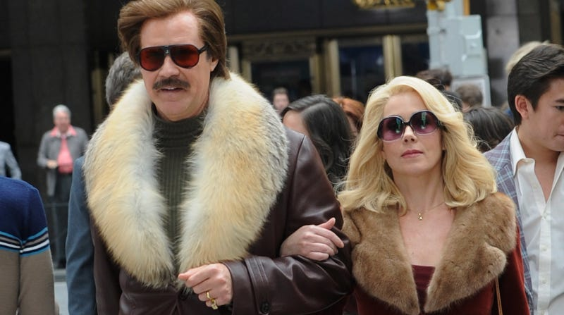 Illustration for article titled Christina Applegate is making a new Netflix show with her old Anchorman buddies