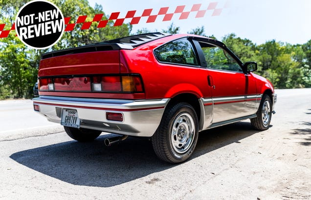 ecb12003c433 1984 Honda CRX: Why This Guy Dropped $10,000 To Restore One ...