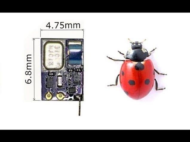 Make Your Own Tiny FM Spy Transmitter