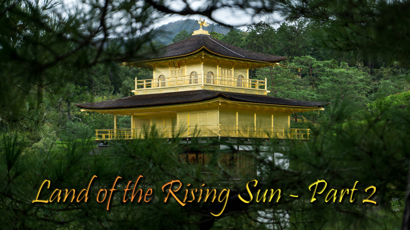 Illustration for article titled Land of the Rising Sun - Part 2