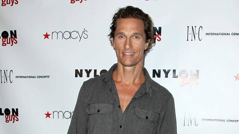 Illustration for article titled Matthew McConaughey Lost So Much Weight He Almost Went Blind