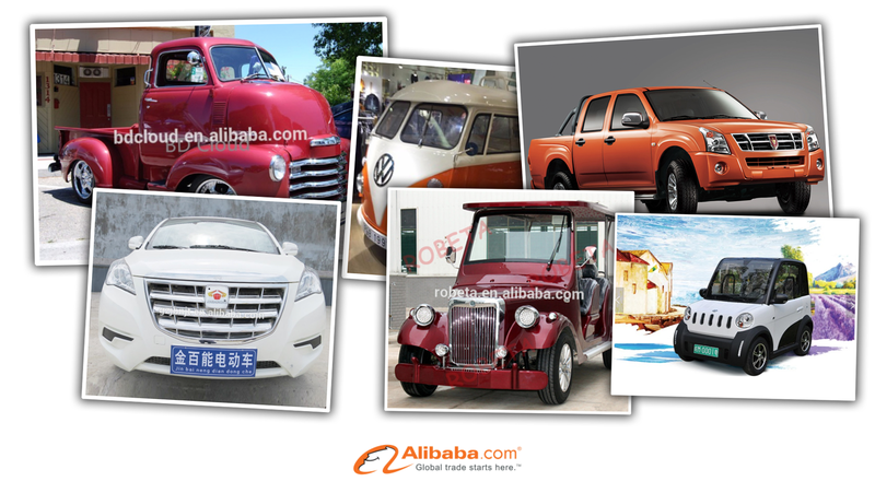 Today's Time Waster: Find Yourself A Car On Alibaba