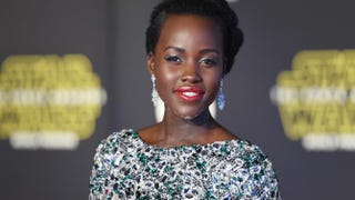 Lupita Nyong'o attends the premiere of Star Wars: The Force Awakens on Dec. 14, 2015, in Hollywood, Calif.Jason Merritt/Getty Images