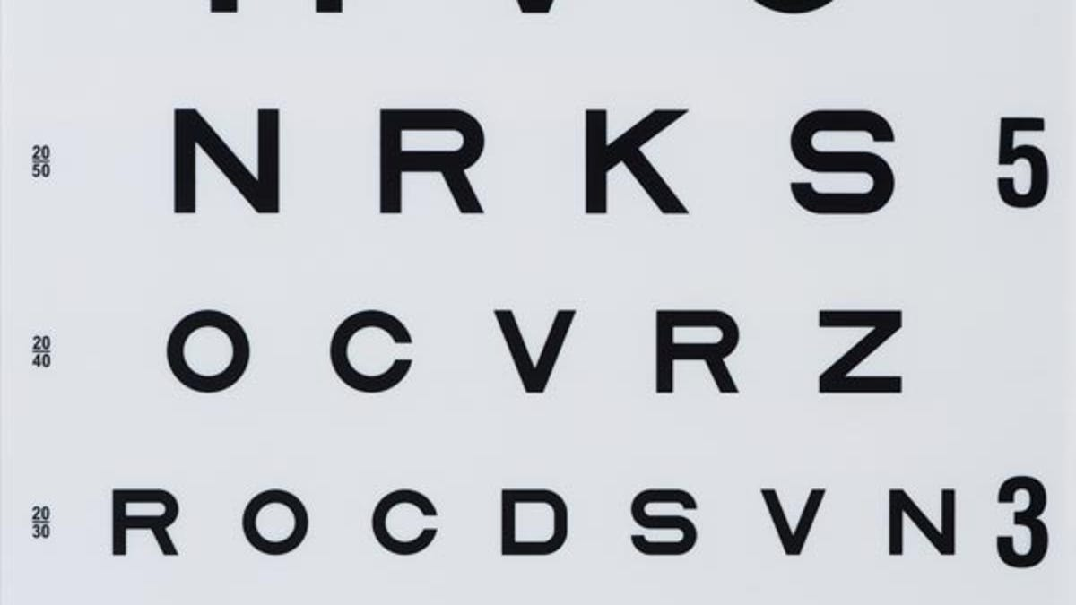 Examining the fascinating typographic history of eye charts nvjuhfo Gallery