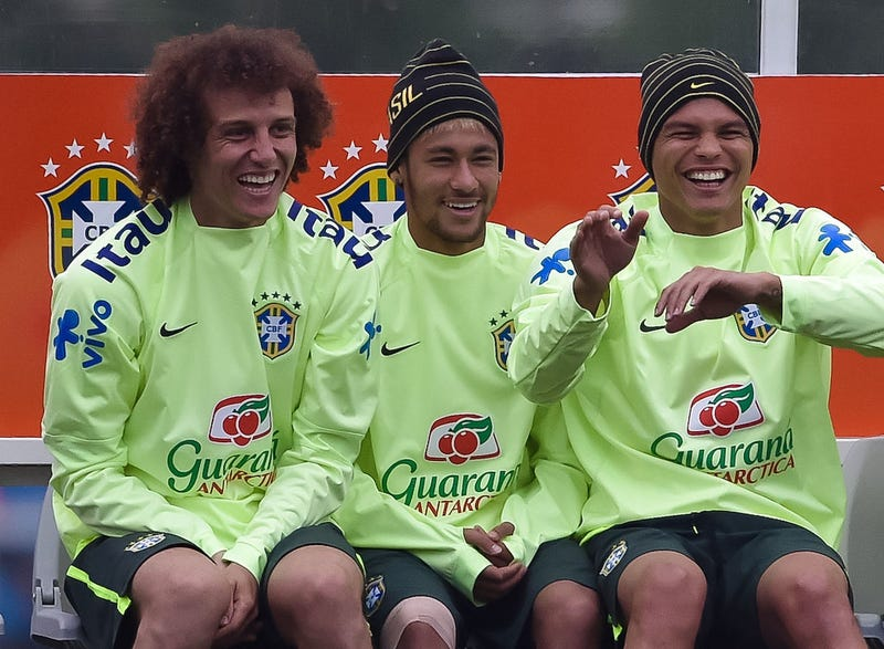 Illustration for article titled Nem szívesen lennék most a brazil futballszurkolók helyében!