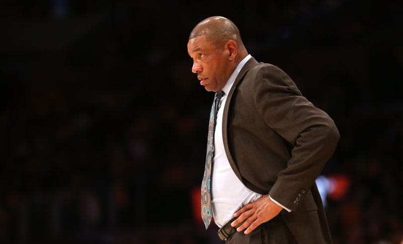 Illustration for article titled For Some Reason, Doc Rivers Thinks Austin Rivers Is The Solution