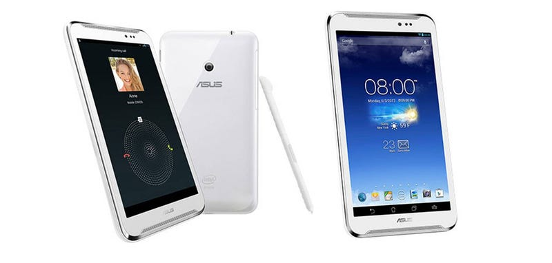 Illustration for article titled Asus FonePad Note 6, los phablets no eran una moda