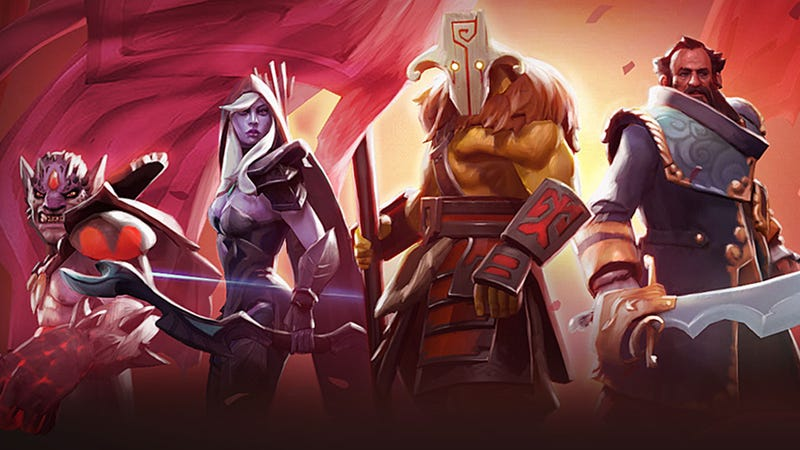 Illustration for article titled One Of The Best Pro DOTA 2 Matches In Years