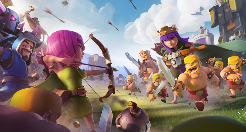 Illustration for article titled Criminals Are Using Clash Of Clans To Launder Money, New Report Claims