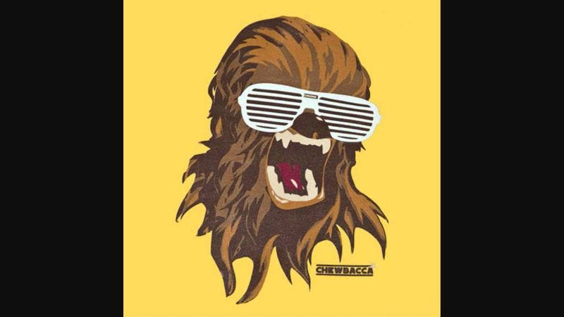 Illustration for article titled The Clerks soundtrack offered an ode to everyone's favorite Wookiee