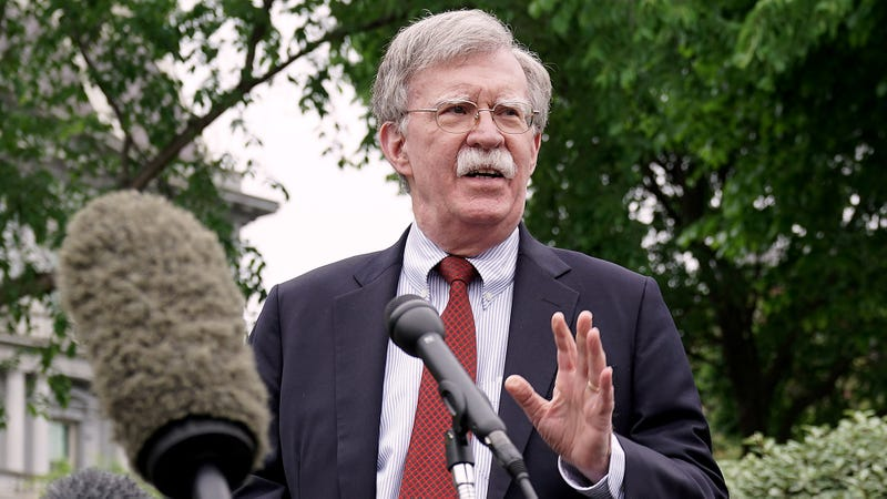 Illustration for article titled Bolton Argues War With Iran Only Way To Avenge Americans Killed In Upcoming War With Iran