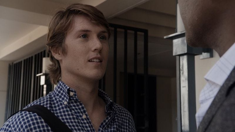 Spencer Treat Clark as Werner Von Strucker in Marvel's Agents Of S.H.I.E.L.D.
