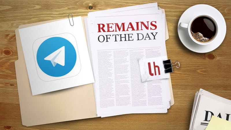 Illustration for article titled Remains of the Day: You Can Now Unsend Messages on Telegram