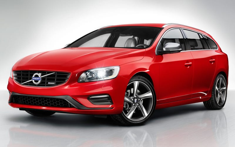 Illustration for article titled Motor Trend Confirms Volvo V60 Wagon for U.S. Market Launching 2014