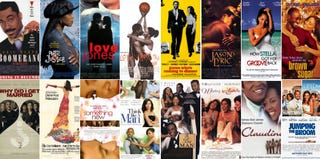 Illustration for article titled March Movie Madness, Round 1: Black Romance Movies